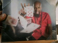 Tech N9NE Limited Edition Canvas Los Angeles, 90068