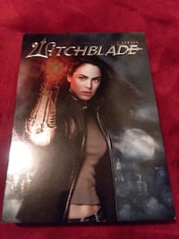 Witchblade The Complete Series Fuquay Varina