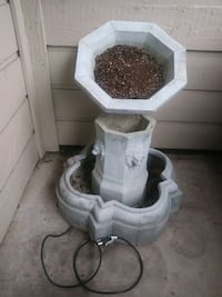 PATIO WATER FOUNTAIN Webster, 77598