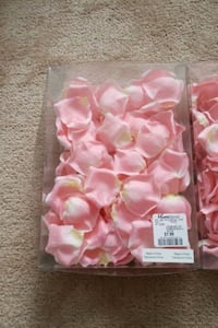 2 packs Flower Petals for crafting or decor