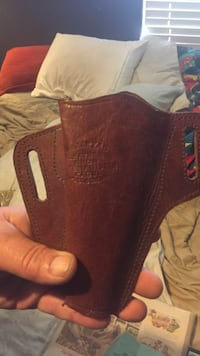 brown leather holster Hope Mills, 28348