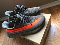 Yeezy 350 V2 Silver size 9.5 in the box  Orlando, 32822