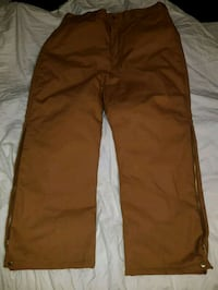 NEW DICKIES MENS SIZE XXL INSULATED WORK PANTS Barrie, L4N 0N7