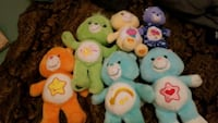 assorted-color animal plush toy lot Pharr, 78577