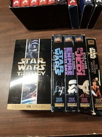 Vintage Star Wars Series VCR Carvel, T0E 0H0