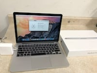 MAC BOOK PRO 2015 i5 8 GB 13 inc  Justice, 60458