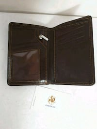 Brand new genuine leather wallet for men  Markham, L3T 4W7