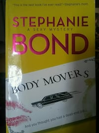 Body Movers by Stephanie Bond  Toronto, M1J 3E7
