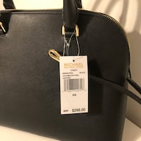 NEW WITH TAGS! Michael Kors Leather Cindy Large Dome Satchel New Kent, 23124
