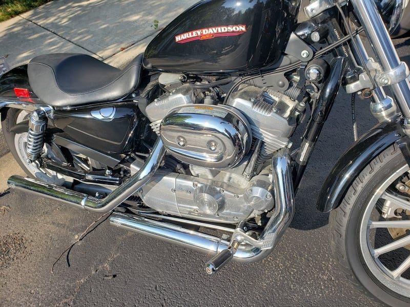 2007 Harley Davidson sportster 883 (fuel injected) 819273da-7940-48aa-9b47-92fe866c16c4