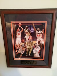 Illinois Final 4 pictures Framed Riverwoods, 60015