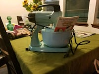 teal stand mixer Midwest City