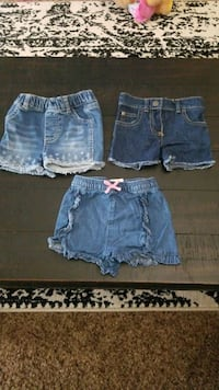 6m/9m baby girl shorts Bakersfield, 93313