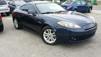 Tiburon leather sunroof good condition  Toronto, M1L 4J9