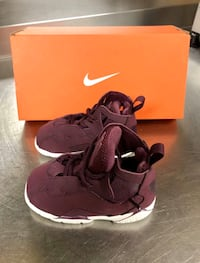 NEW! Purple Jordans True Flight Toddler Size 6c Halethorpe, 21227