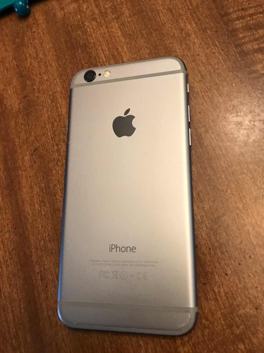 iphone 6 verizon used used used iphone 6 verizon 12gb in searcy 15107