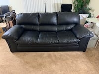 Like New Black Couch Laurel