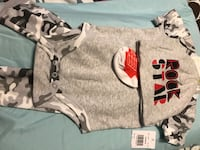 NEW W/TAGS 4 pc  3-6 Months  El Paso, 79938