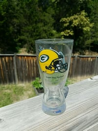 Green Bay Packers pint glass Strasburg, 22657