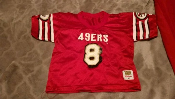 70c502d9c Used 49ers Jersey for sale in San Francisco - letgo