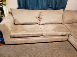 Couch must go!