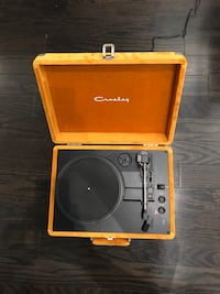 Crosley Velvet Record Player