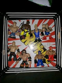Wwe rumblers with ring Baltimore, 21217
