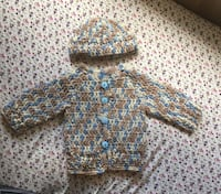 Crocheted 3/6mo Orlando, 32822