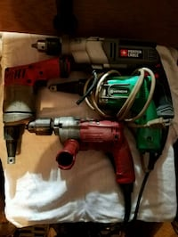 Great tools, drills, grinders, saws