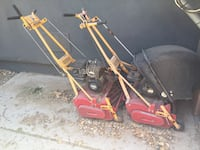 McLane 10 and 7 blade mowers with grass catchers Gilbert, 85236