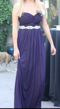 Prom Dress Size 5 Jurupa Valley, 92509