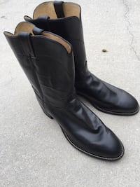 """Leather boots """"Justin""""  Kissimmee, 34744"""