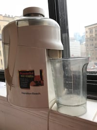 Awesome compact juicer