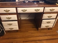 Oak Desk Kensington, 20895