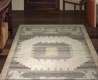 Brand New Gretta Hand-Tufted Wool Ivory/Brown Area Rug(4'x6') Waterloo, N2V 1C3