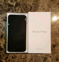 I phone 7 plus 128 gb