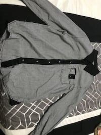 gray and black button-up jacket Brampton, L6S 6K4