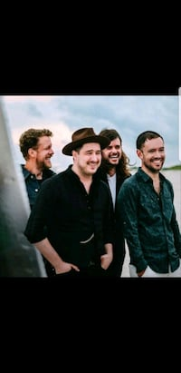 Mumford and Sons ticket!! Toronto, M5E 1Z8