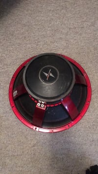 "PPI competition 18"" Woofer"
