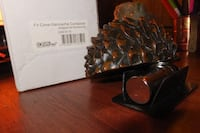 Pine Cone Devious Cache Container Kit Maple Ridge