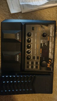 GK3 pickup & Roland GR20 Synth Vancouver, 98683