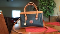 Authentic Dooney and Bourke Shoulder Satchel  ALEXANDRIA