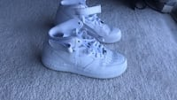 Air Force 1s high top size 10 wore only 1 time  Albuquerque, 87120