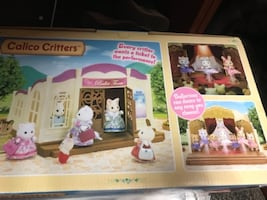 Retired Calico Critters Ballet Theatre
