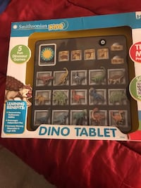 New Dino Tablet from Smithsonian Laurel, 20724