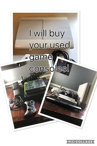 Used game consoles Burke