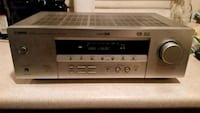 Yamaha receiver with remote Fort Washington, 20744