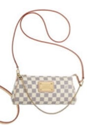 CLUTCH CROSSBODY BAG  Los Angeles, 91405
