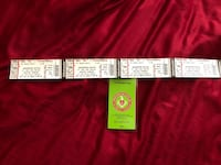 Washington Kastles Tickets Rockville, 20852