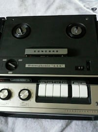 Concord Stereophonic 444  Edmonton, T6T